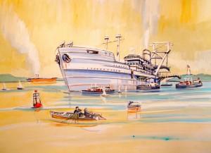 super dooper trawler 2