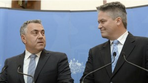 Cormann and Hockey